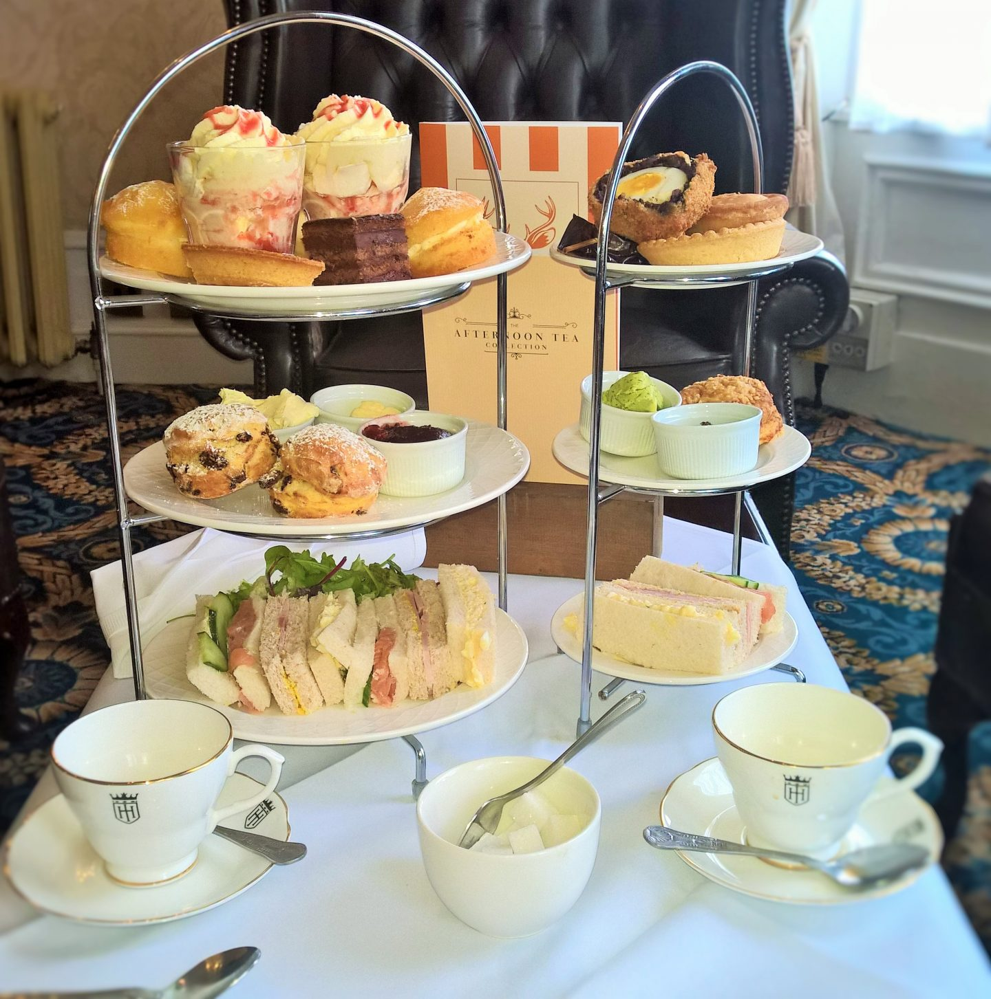 Afternoon Tea: Imperial Hotel Blackpool Style