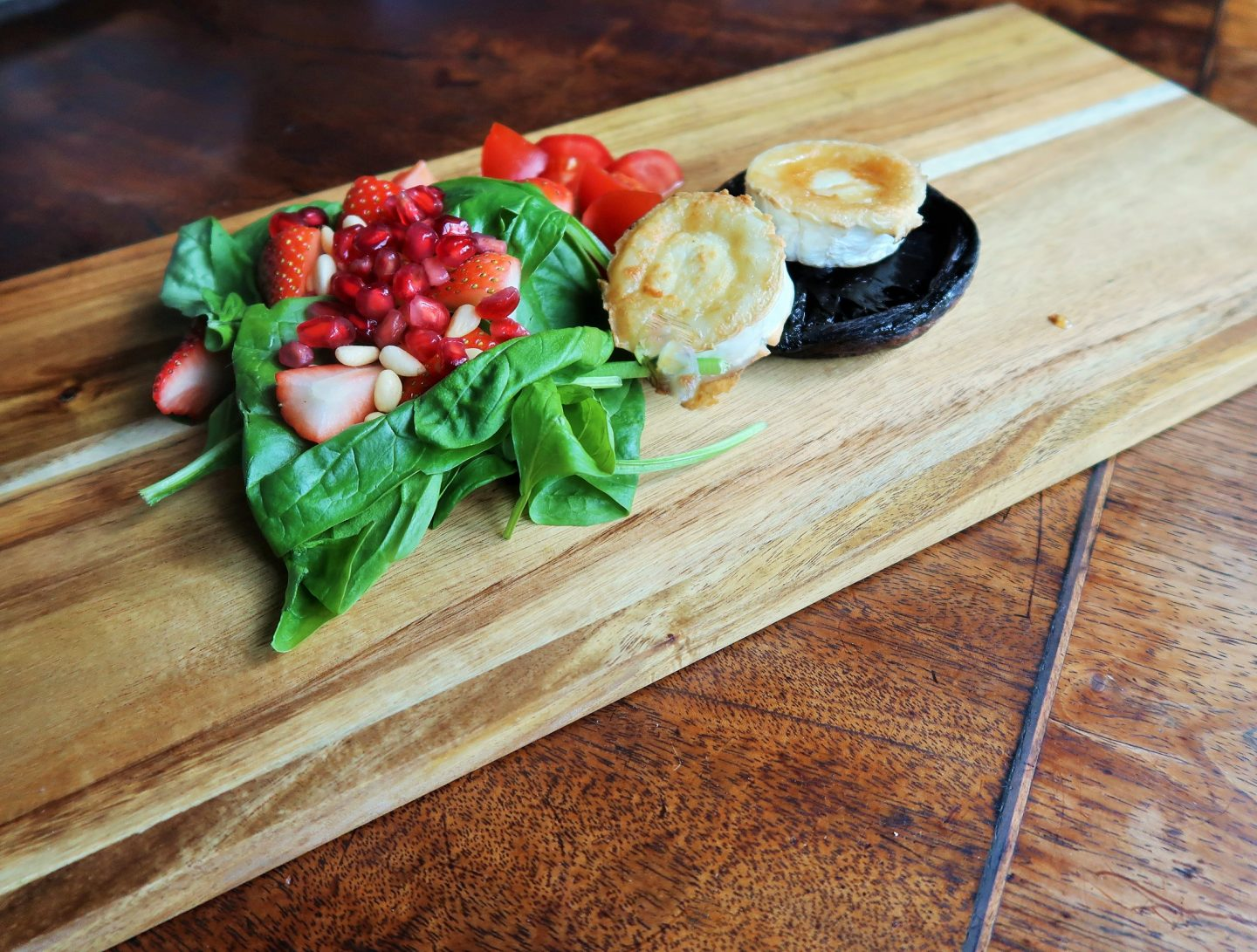 Foody Friday: Focus on Goat's Cheese