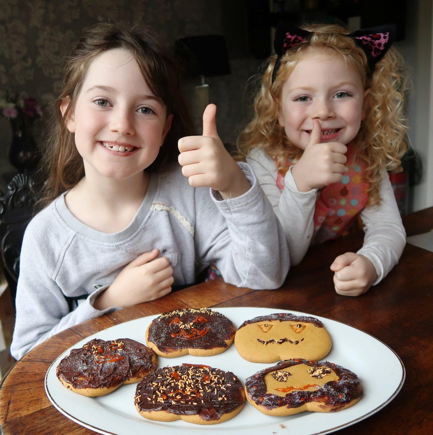Foody Friday: Great British (Mancunian)Halloween Bake Off!