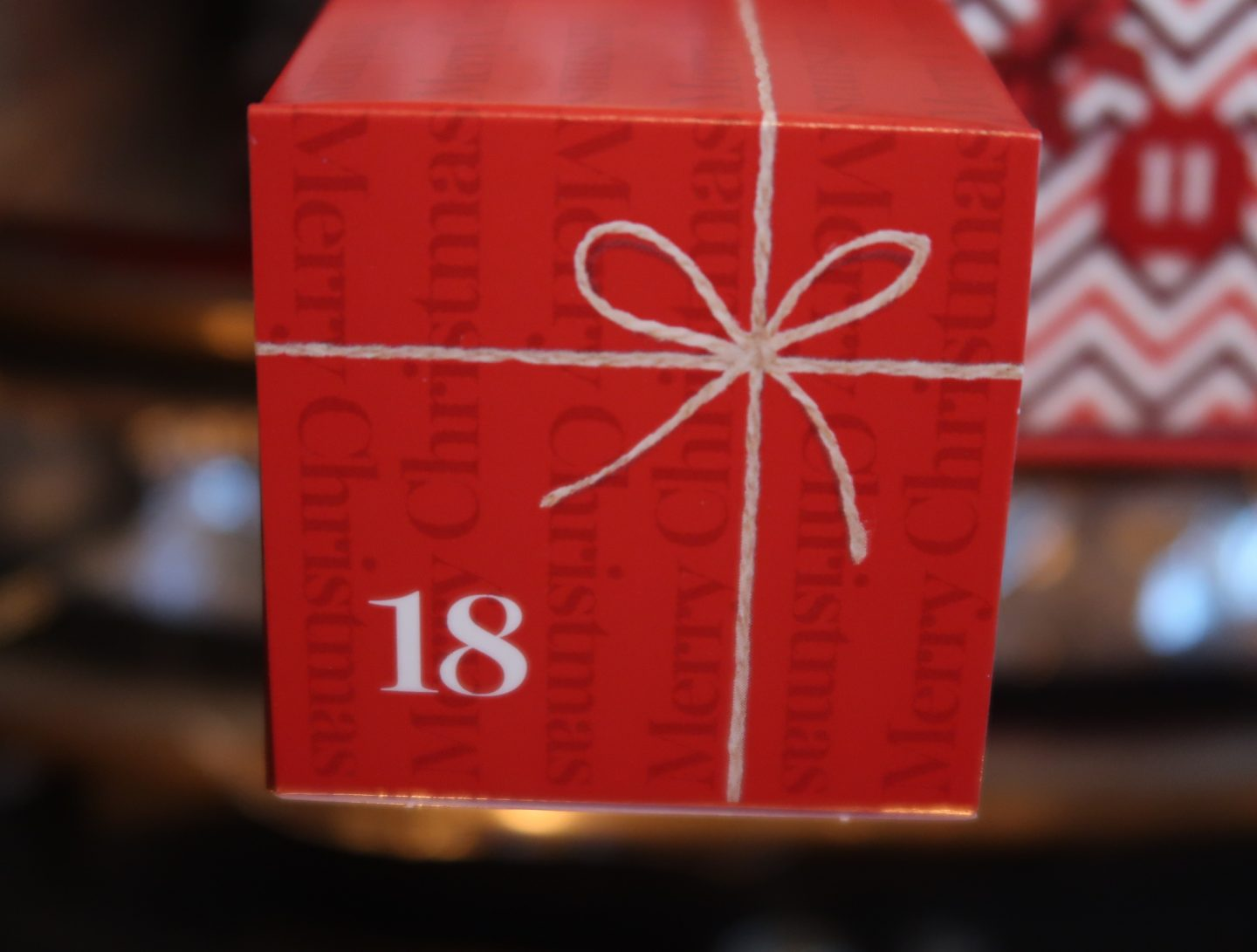 XMAS GIVEAWAY: Day 18