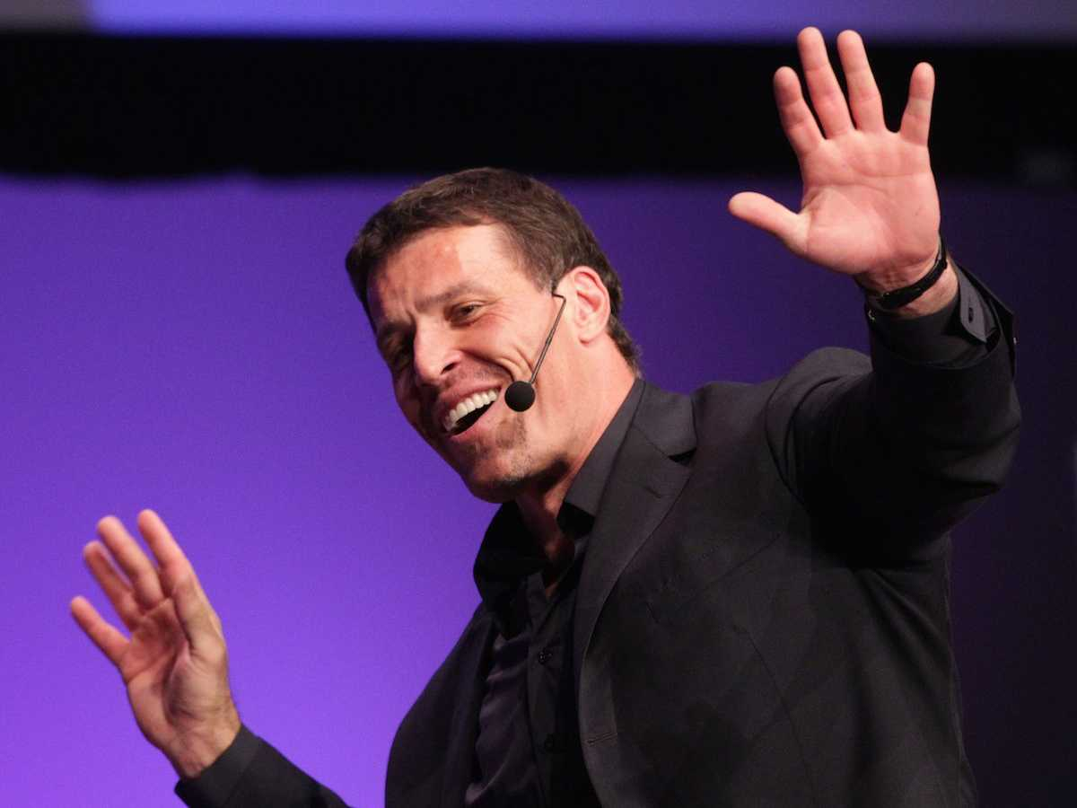 How To Change Your Language To Change Your Life…. Has Tony Robbins been reading my blog?